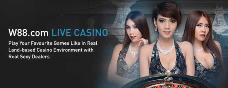 Live Gaming with Real Live Casino Dealers