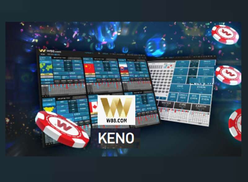 How to Play Keno Feature