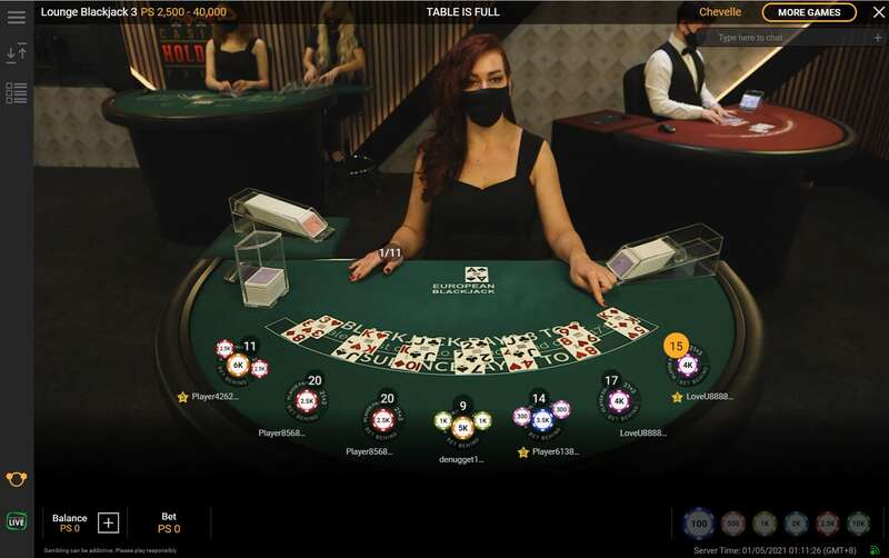 The Basics of The Game - How to Play Blackjack - Club Palazzo
