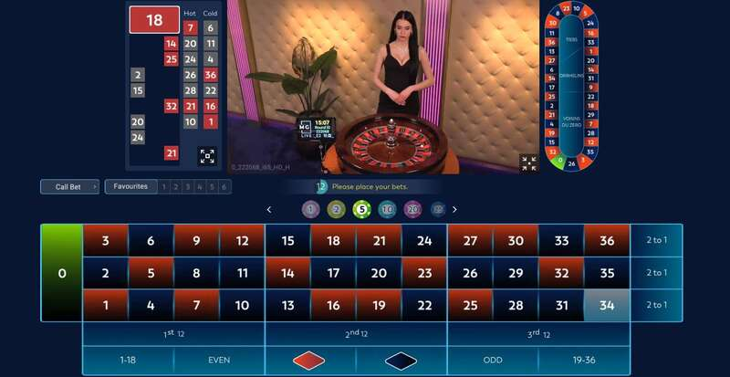 W88 Live Tables - Best Roulette Online Game Experience