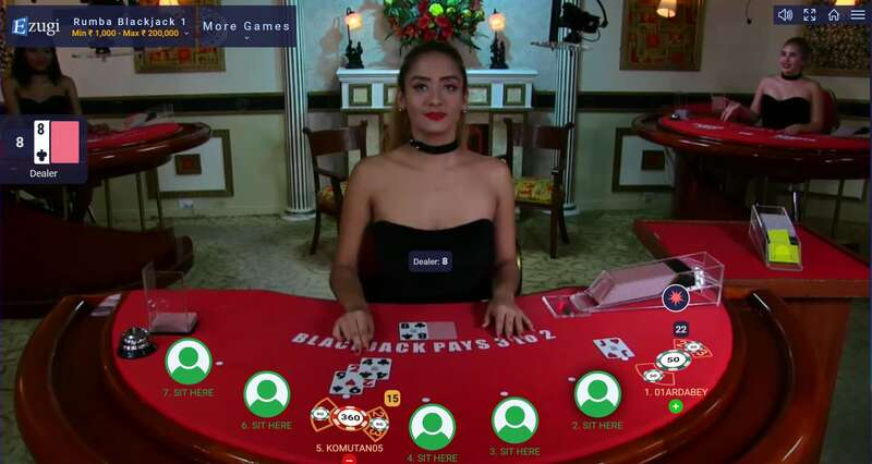 Blackjack Game Online and The W88 Live Casinos