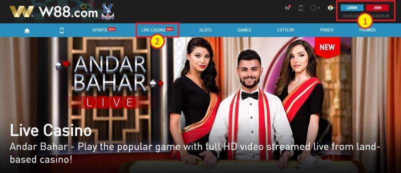 Register and Access Your Favorite Blackjack Game