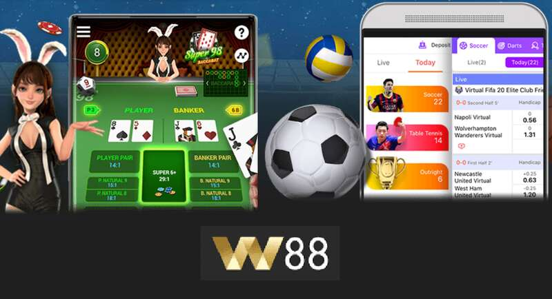 Online Casino and Sportsbook in the Palm of Your Hands with WAP W88