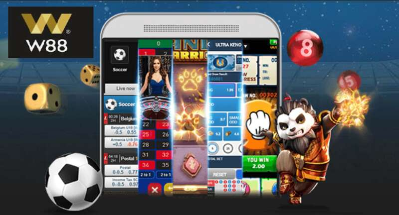 Play and Go Mobile Using the W88 WAP Site