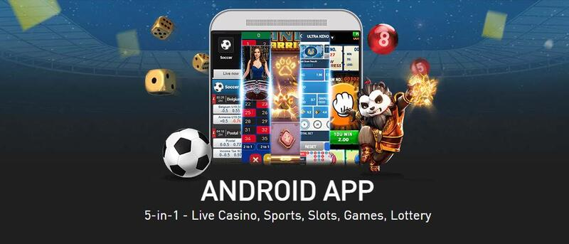 The Best Mobile Gambling with W88 Version Android
