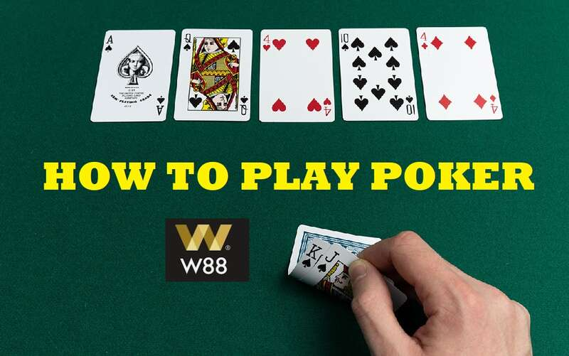 How to Play Poker Feature
